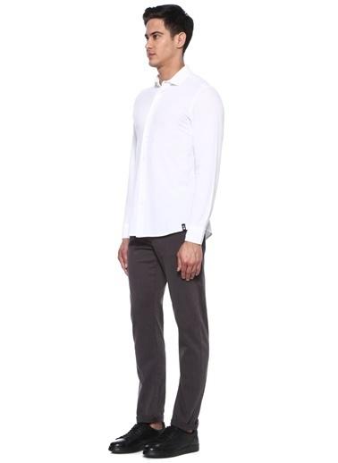 Drumohr Gömlek Beyaz
